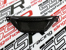 Kawasaki ZRX1100 ZRX1200 Headlight Fairing Center Cover Carbon Fiber Fibre