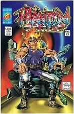 1993 Phantom Force 0 Genesis West Comic Book Jack Kirby Jim Lee