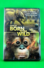 IMAX Born To Be Wild - Brand New Sealed