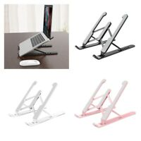 Adjustable Portable Laptop Stand Sofa Bed Notebook Desk Table Tray Foldable