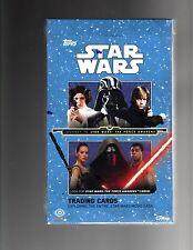 Star Wars Journey The Force Awakens  Hobby sealed Box CARRIE FISHER  M.HAMIL?