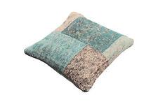 Cojines decorativos multicolores de 100% algodón para el hogar, 45 cm x 45 cm