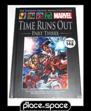 MARVEL GRAPHIC NOVEL COLLECTION VOL 148 AVENGERS TIME RUN OUT PART 3 - HARDCOVER