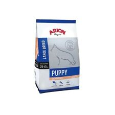 Arion Original Puppy Large Breed Salmon Food Puppies Breeds Large - 12 KG