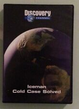 NEW Discovery Channel DVD: Iceman - Cold Case Solved