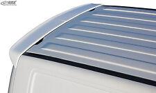 RDX Heckspoiler VW T5 (auch Facelift) Flügeltürer Dach Heck Dachkanten Spoiler