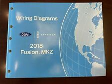 2018 Ford FUSION/MKZ Wiring Diagram