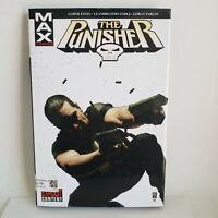 Punisher Max Volume 3 - Marvel Deluxe Hardcover OOP - Garth Ennis