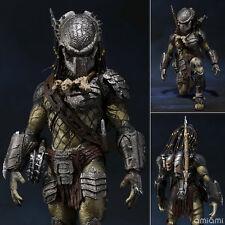"PREDATOR WOLF Alien vs. Predator 6"" inch S.H.MonsterArts SHM Figure Bandai"