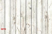 LB 5X3FT Custom Wood Floor vinyl photography Backdrop studio Background WF79