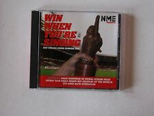 NME Presents Win When You're Singing CD 2001 Coldplay U2 Oasis JJ72 Starsailor