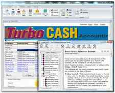 TurboCASH Accounting (Professional Accounting Software) for Windows