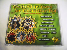 GO HAND IN HAND FOR CHRISTMAS DAY  Maxi CD