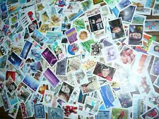 LOT#5 USED CANADA STAMPS 100    STAMPS   LARGES ONLY  W D