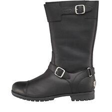 UGG Damen Gershwin Boots schwarz Gr 3 schwarz silber