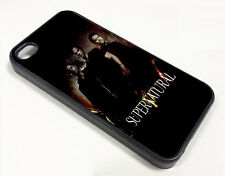 Supernatural Sam Dean Winchester For iPhone 4/4S 5/5S 5C 6 6S Plus Hard Case dw1