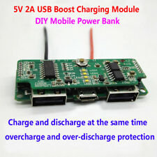 5V 2A Power Bank Charger Module Charging Circuit Board Step Up Boost Power Suppl