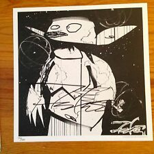 Futura - Year of The Ramm signed print
