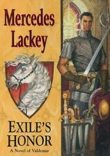Exile's Honor by Mercedes Lackey (2002, Hardcover)