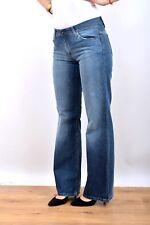 Carhartt W Urban Pant Palmdale blue stone Skater Hip Hop Jeans W28 L32 BNWT Uk10