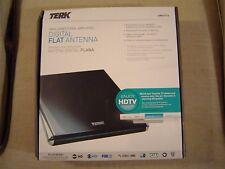 TERK Omnidirectional, Amplified Digital Flat Indoor HDTV Antenna