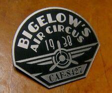 CUSTOM BIGELOW AIR CIRCUS EMPLOYEE BADGE PROP ROCKETEER ID