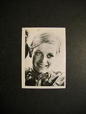 1967 TWIGGY MODEL TEST CARD TOPPS  *RARE* ...