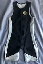 Mens Body Glove Wetsuit Spring Suit Short Sleeve Large