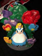 Nwt Disney Store Sketchbook Alice In Wonderland 2018 Ornament