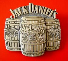 2005 Jack Daniel's Pewter Belt Buckle