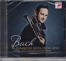 Gábor Boldoczki / Bach: Werke für Trompete(NEU!)