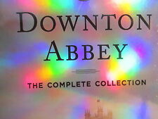 Downtown Abbey: The Complete Collection, (DVD), 52 Episodes, BBC, FREE SHIPPING