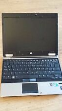 lot 6 HP ELITEBOOK 2540p LAPTOP  i7-l640 2.13ghz 4gb no hdd no OS as is