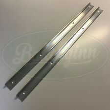 FORD ANGLIA 105E DOOR SILL TRIMS / TREAD PLATES