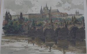 Ansicht Prag, Hans Figura 1898