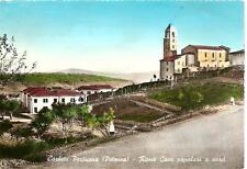 CORLETO PERTICARA  -  Rione Case popolari a nord