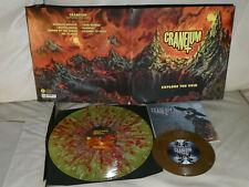 LP Craneium: Explore The Void -Stoner Doom Rock 2016,  col. Vinyl + Bonus Single