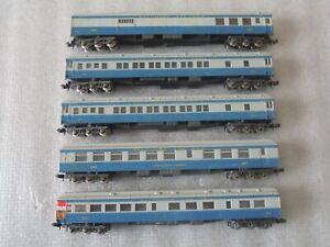 n scale Atlas / Rivarossi Baltimore & Ohio Passenger Cars