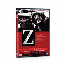 Z - Costa-Gavras,1969 (DVD,All,New)  Yves Montand, Irene Papas