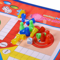 New Traditional Niñas Ludo Board Game Family Children Adult Family Fun Play Game