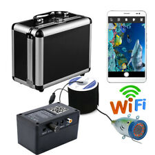 HD Wifi Wireless 30M Underwater Fishing Camera For IOS Android APP Fish Finder