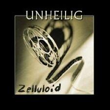 "UNHEILIG ""ZELLULOID"" CD RE-RELEASE NEW"