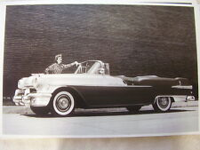 1956 PONTIAC  STAR CHIEF  CONVERTIBLE 11 X 17  PHOTO  PICTURE
