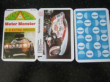 Quartettspiel Super Trumpf Motor Monster  Piatnik 4226 32 Karten plus Deckblatt