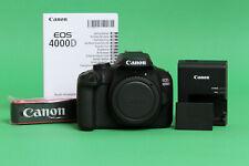 Canon EOS 4000D 18.0MP DSLR Camera (Body Only)