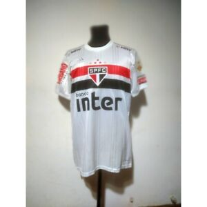 Sao Paulo soccer jersey Adidas 2020/2021 Size M match worn Libertadores
