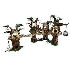 Ewok Village Building Blocks Star Wars Juguete Para Construir Christmas Gift Toy