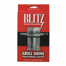 Blitz Stainless Steel Grill Shine Polishing & Cleaning Cloth
