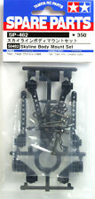 Tamiya 50482/SP482 RC Car Skyline Plastic Body Mount Set For TA01/TA02/FF01/DF01