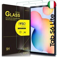 IVSO Pellicola Protettiva per Samsung Galaxy Tab S6 Lite, Pellicola Protettiva